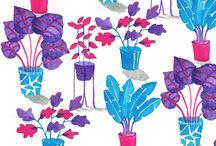 Pattern / Pattern illustration by Ressa Latifah