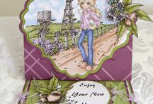 Make it Crafty Cards by Julie Gleeson