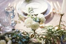 T A B L E S C A P E S / Wedding tables, bridal tables, tablescapes / by Amanda Norwood