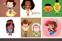 disney y pixar cute