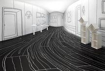 Installations | Instalaciones / Art Installations - Instalaciones de Arte