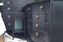 Decor: Furniture Refinishing