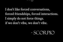 Scorpio  rules:)