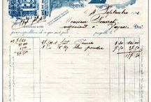 Junk journal, Vintage and Postcards