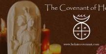 Official CoH Sanctuaries / Sanctuaries are places around the world dedicated to Hekate established by CoH Torchbearers.