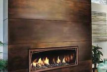 Fireplaces/wallpaper