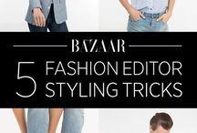 Fashion Tricks/Rules of Fashion