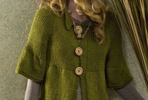 Knit: Sweater, pullover and cardi inspirations