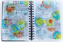 Colour Journal Love