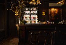 interiors: home bar