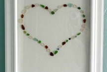 the beautiful world of SEA GLASS / by Linda DeWitt