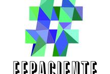 #FFpaciente / Imágenes encontradas dentro de la iniciativa de los viernes en redes sociales para la visualización de los #pacientes activos en redes sociales