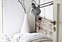 Bedroom's inspirations