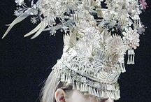 hats & head pieces