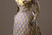 historic fashion - late victorian