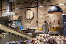 Supermercado REAL (Alemania) - Panespol / La cadena de supermercados REAL de Alemania ha decorado sus paredes interiores con un modelo hecho a medida de Panespol.