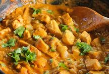 Indian Cuisine Recipes / by Roberto Avey