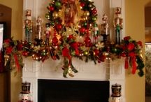 Christmas decor  / by Morgan Claunch