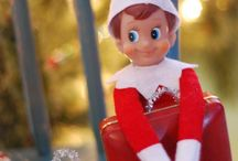 Elf on the Shelf / by Sherry Bunch