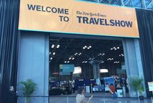 New York Times Travel Show / Behind the Scenes at New York Times Travel Show 2015