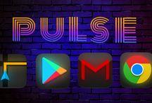 Pulse - Icon Pack v4.2.2