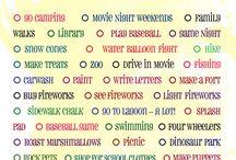 Liste Cu Lucruri De Făcut
