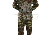 Vestuarios Militares / RAFF MILITARY TEXTILE deploys all its resources to provide to all countries in the world For all police military body, for any public or private institution,