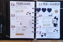Planners: Filofax and more