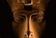 Nefertiti`s shadow... / the beautiful has come