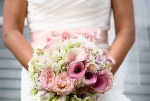 Summer Wedding Bouquets / Inspiring summer bouquets