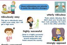 English / English language