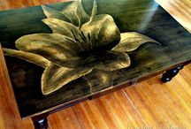 Creating with wood / woodworking
