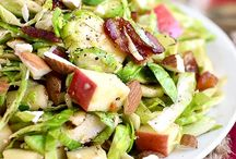 Clean Eating / Healthy Salads!   Yummy! / Healthy Clean eating salads that the whole family will love!