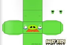 Intereses Angry birds