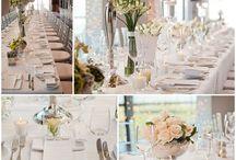 TABLE DECOR - WEDDINGS