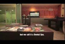 Dentist office. Drcarlossaiz.com / Estética dental. Decoration. Interiorism .