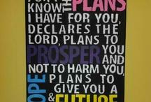 Scriptures / by Leslea Jones