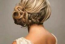 peinados recogidos