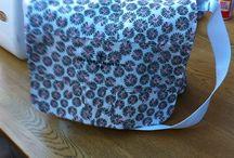 My bags / Bunting Corner bags