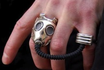 r a b b i t - h o l e / Steampunk - Gasmasks - Bizzarre - My mind