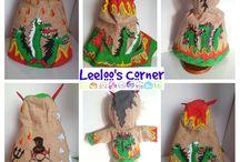 las capas de fiesta mayor sant pere de ribes by leeloo corner / Hand made and painted cap