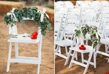 Kristin & Tyler: Wedding in Saint Barbara / #VIP #specialweddings #antoniorivadress #weddingdress #hautecouture #madeinItaly #dress #sensational #orangemood #colouredWedding #saintBarbara #style #love #bestwishes