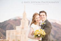 Payson LDS Temple weddings