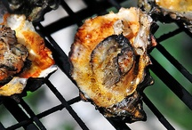 Oysters on the BBQ