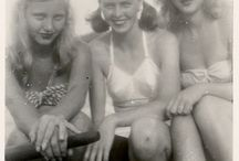 Vintage Photos / Capturing a moment in time!  A time capsule in photos!  / by Kim B