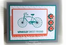 "Crafty ""Bicycle"" / by Posh Mc"