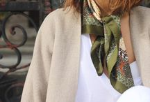 Pañuelos - fulares - bufandas