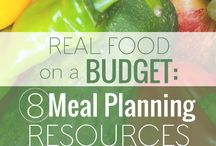 Learning to meal plan