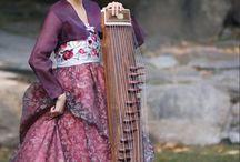 Traditional Clothes - Korea