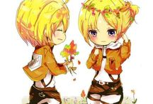 Aruani / My fav blondies